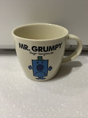 Chorion Wild & Wolf Mr Grumpy Mug - Great Condition • 3.99£