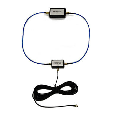 AU46.97 • Buy 0.28 DB HF VHF Wide-band Practical Magnetic Loop Antenna Home Portable Passive