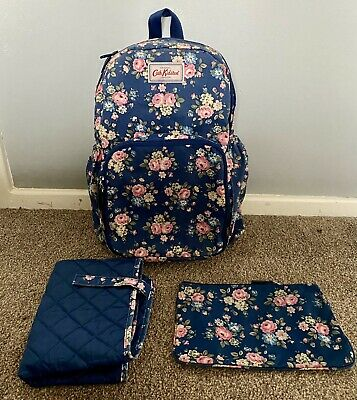 Cath Kidston Backpack Baby Nappy Changing Bag • 10£