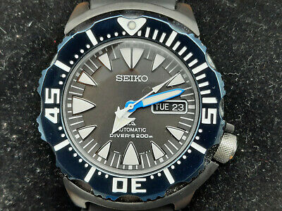 $ CDN441.17 • Buy Seiko Monster SRP581 Automatic Dive Watch