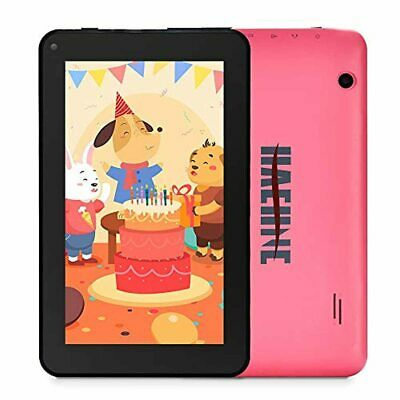 Haehne 7 Inches Tablet PC - Google Android 9.0 HD Tablet, Dual Camera, Quad Core • 64.49£