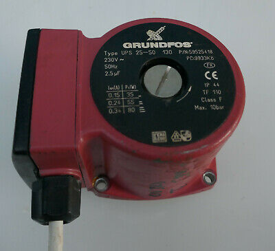 Grundfos UPS 25-30 130 Central Heating Pump Head  • 25£