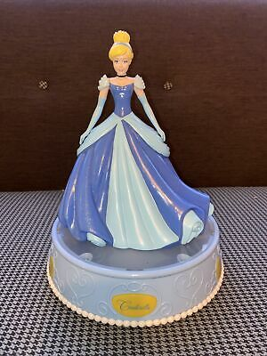 Disney Cinderella Musical Money Box Plastic • 0.99£