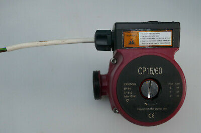 CP 15/60 Central Heating Pump  • 25£