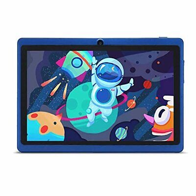Haehne 7 Inches Tablet PC, Google Android 9.0 GMS, Quad Core 1GBGB, HD Display S • 64.49£