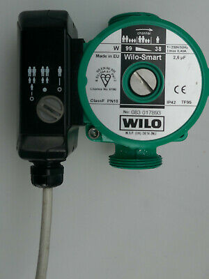 Wilo Smart Central Heating Pump  • 45£