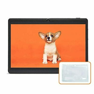 JINYJIA 7 Inches Tablet PC, Google Android 9.0 HD Tablet With Silicone Gel Trans • 62.99£
