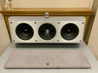 KEF XQ Two C High-end Centre Channel Speaker Pristine And Unmarked Fully Working • 195£