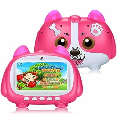 Qimaoo 7  Inch Kids Tablet, Android 9.0 Tablet Google Certificated, Parental Con • 85.49£