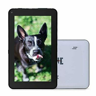 Haehne 7 Inches Tablet PC, Google Android 9.0 HD Tablet, Quad Core, 1GB RAM 16GB • 59.99£