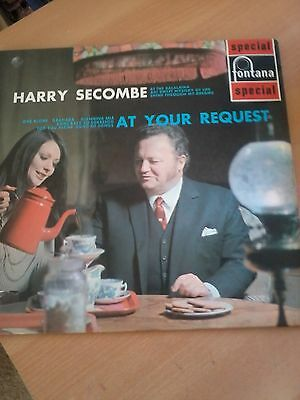 Harry Secombe-at Your Request 12  Vinyl Lp • 1.60£