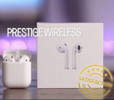 AU149.95 • Buy Apple AirPods 2nd Gen With Wireless Charging Case (Refurbished/Sealed)