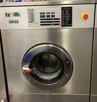 Ipso Hw165 Jla Commercial / Industrial Washing Machine High Spin • 1,400£