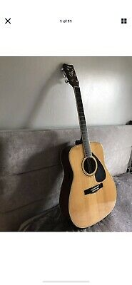 Yamaha Acoustic Guitar Rare 30 Years Old Guaranteed Genuine FG -420A Dreadnaught • 50£