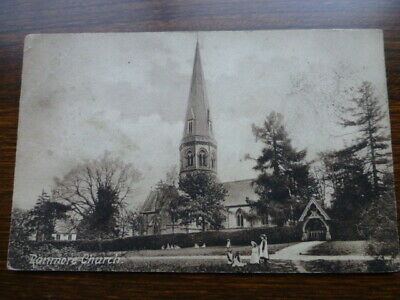 Old Vintage Postcard Ranmore Church Surrey Unposted F Frith & Co.Ltd Reigate • 1.99£