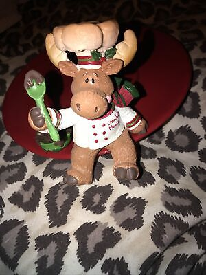 Brand New Chocolate Moose Candle Tray Yankee Candle • 10£