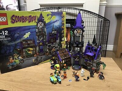 Lego, 75904, Scooby Doo, Mystery Mansion, 100% Complete, Boxed, Instructions • 72.85£