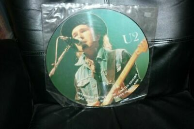 Rare Bootleg U2 Limited Edition Interview Picture Disc Uk 1st Press Bak 2004 Ex • 17.95£