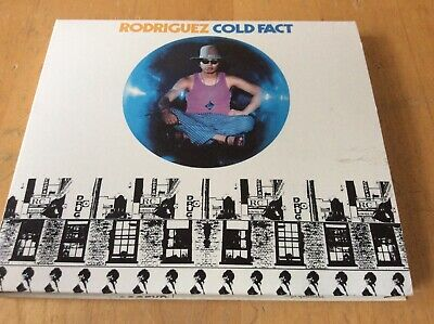 Rodriguez Cold Fact Cd • 7.99£