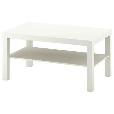 Ikea LACK Coffee Side Table Home Office Bedroom Living Room Centre Table 90 X 55 • 33.99£