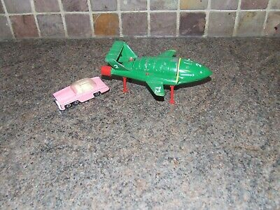 Vintage 1992 Matchbox Thunderbirds  TB2   And FAB1 Car  Diecast Models • 4£