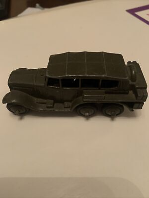 Dinky Toys 6 Wheeled Army Jeep In Good Condition No Box • 4.40£