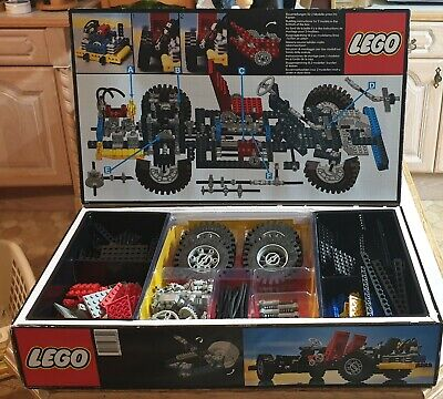 Lego 8860 Technic Model Set 100% Complete With Box And Instructions & V. Clean  • 51.69£
