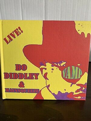 Bo Diddley & Mainsqueeze Vamp Live • 6£