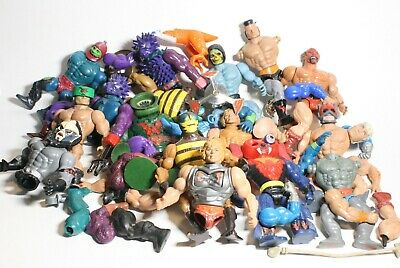 $44.99 • Buy Vintage Masters Of The Universe Beater Fodder Parts Lot MOTU He-Man 5.5 Figures