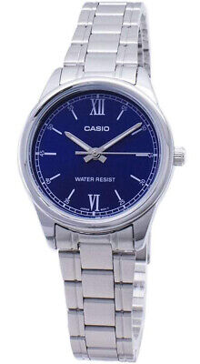 $ CDN26.58 • Buy Casio Women's Analog Quartz Stainless Steel Watch LTPV005D-2B2