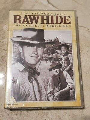£17.95 • Buy Rawhide - Series 1 - Complete (DVD, 2010) Clint Eastwood  **BRAND NEW & SEALED**