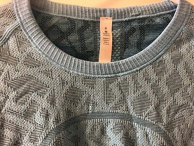 $ CDN98 • Buy Lululemon Seawheeze Swiftly Long Sleeve Shirt NWT Size 6