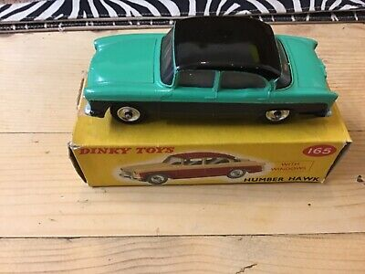 Dinky Toys 165 Humber Hawk Boxed. • 69.99£