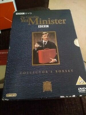 Yes Minister - Series1-3 - Complete (DVD, 2004) • 3.50£