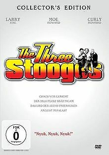 The Three Stooges [Collector's Edition] | DVD | Condition New • 5.76£