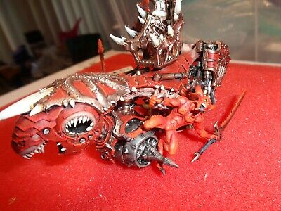 AU80 • Buy Warhammer Daemons Of Khorne Bloodthrone - Painted