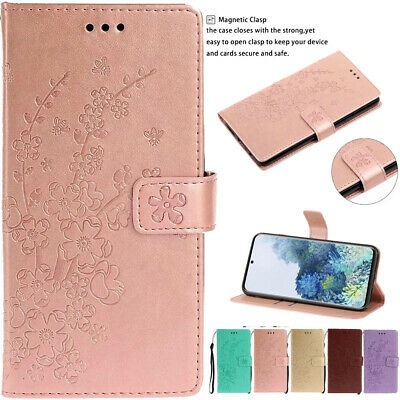 $ CDN4.84 • Buy For Samsung Galaxy S20 FE S20 Plus S9 S7 Pattern Flip Leather Wallet Case Cover