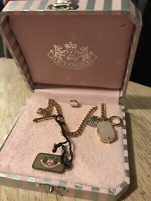 Brand New With Box Juicy Couture Charm Bracelet • 40£