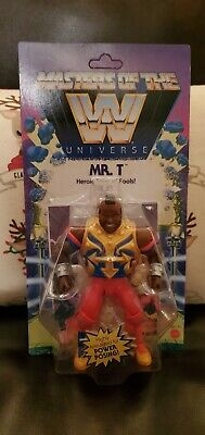 $30 • Buy Masters Of The WWE Universe Wave 4 Mr. T