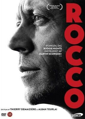 £12.49 • Buy ROCCO (DVD,2017) NEW&SEALED REGION 2 IMPORT European ITALIAN/FRENCH AUDIO ONLY