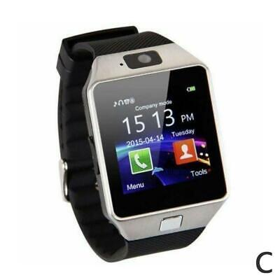 Bluetooth DZ09 Smart Watch Camera Phone Mate GSM SIM For Android ISO E9Y1 • 6.92£