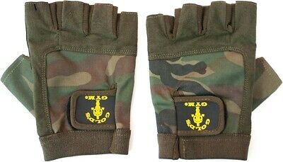£6.99 • Buy Golds Gym GG-G270 Camouflage Weight Lifting Gym Training Junior Glove