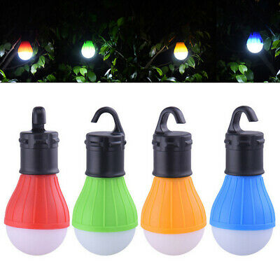 £2.76 • Buy AM_ 1/4Pcs Portable Camping Equipment Lantern Light LED Emergency Outdoor Waterp