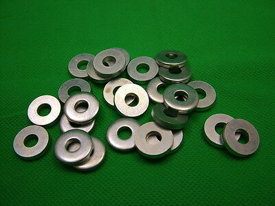 £3.84 • Buy Extra Thick Flat Spacer Washers, Steel, M6, 3mm Thick, Pack Of 25, Zinc Plated