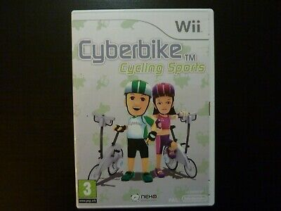£5.03 • Buy Jeu Nintendo Wii  Cyberbike Cycling Sports Complet  Vers. Esp, Port. Ital