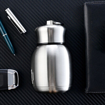 £7.93 • Buy  Mini Cute Stainless Steel Water Bottle Vacuum Insulated Sports Gym Metal Flask