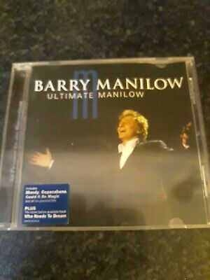 Barry Manilow : Ultimate Manilow CD (2004)  • 2.49£