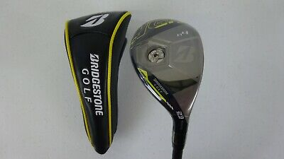 AU131.16 • Buy New Bridgestone Golf JGR Hybrid #4 23* Aldila NV 85 Graphite Shaft Stiff Flex