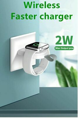 $ CDN6.05 • Buy Wireless Magnetic IWatch Charger USB Charging For Apple Watch Series 1 2 3 4 5 6