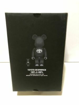 $397.85 • Buy Super Rare Toyota Bearbrick 100 400 Be Rbrick Drive Your Teenage Dreams